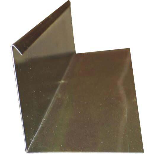 Klauer 4 In. x 4 In. Galvanized Steel Turnback All Purpose Flashing (10-Pack)