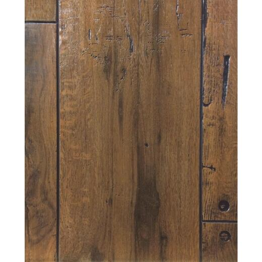 DPI 4 Ft. x 8 Ft. x 1/4 In. Brown Woodgrain Cabin Creek Wall Paneling