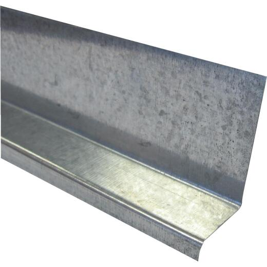 Klauer 1/2 In. X 10 Ft. Base Z Double Angle Galvanized Flashing