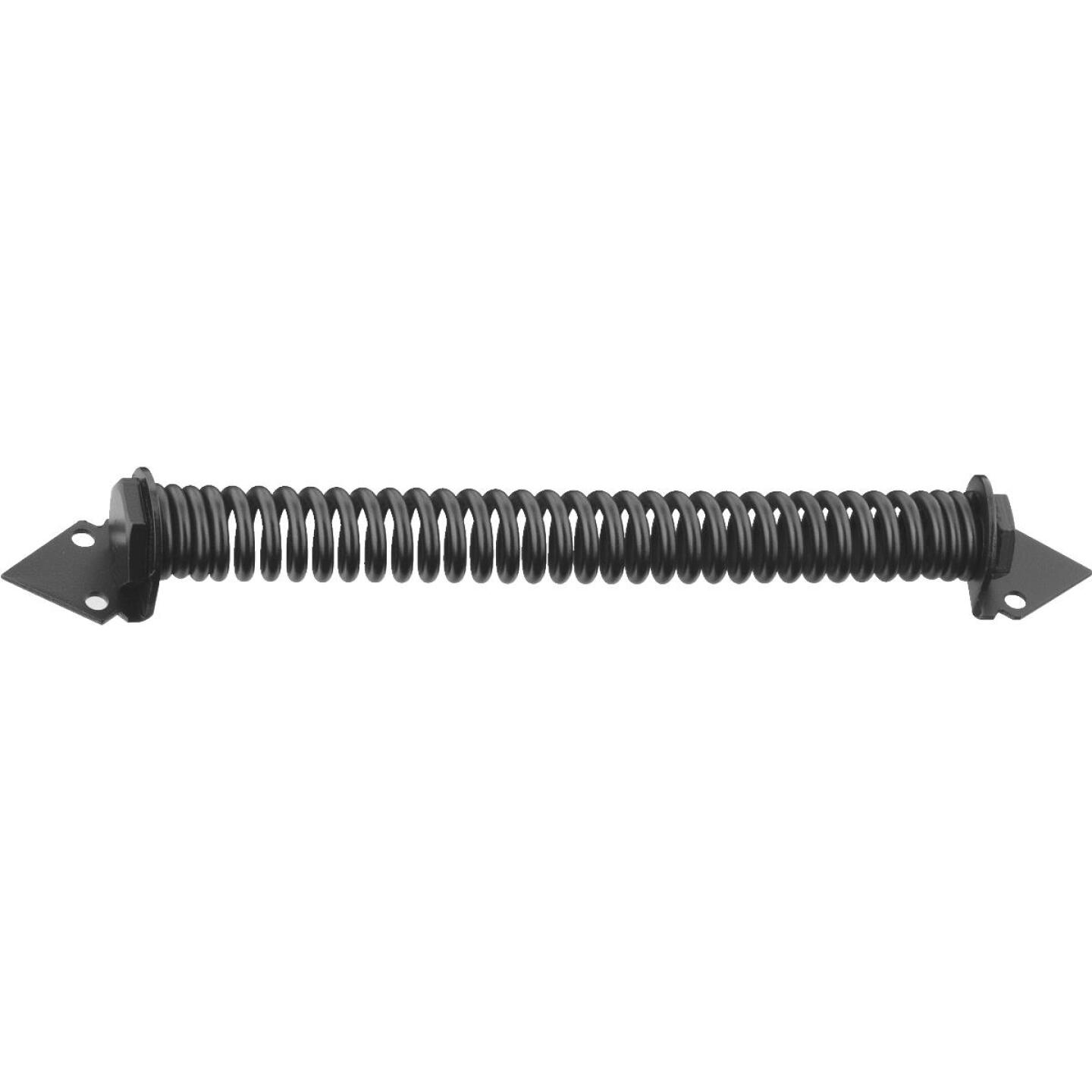 National 14 In. Black Cold Rolled Steel Gate Spring Image 1