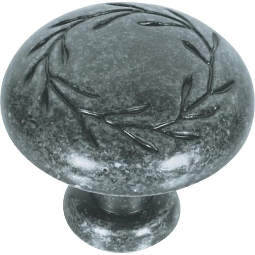 Amerock Inspirations Wrought Iron 1-1/4 In. Cabinet Knob