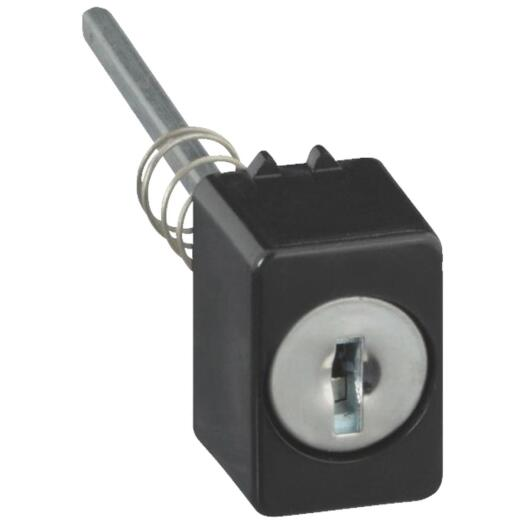 National Key Lock Thumb Button Assembly