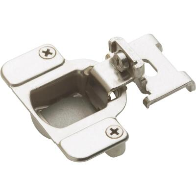 Amerock Matrix Nickel 3/8 In. European Concealed Hinge, (2-Pack)