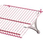 Closetmaid White Wire Shelf Shoe Support Bracket Image 1