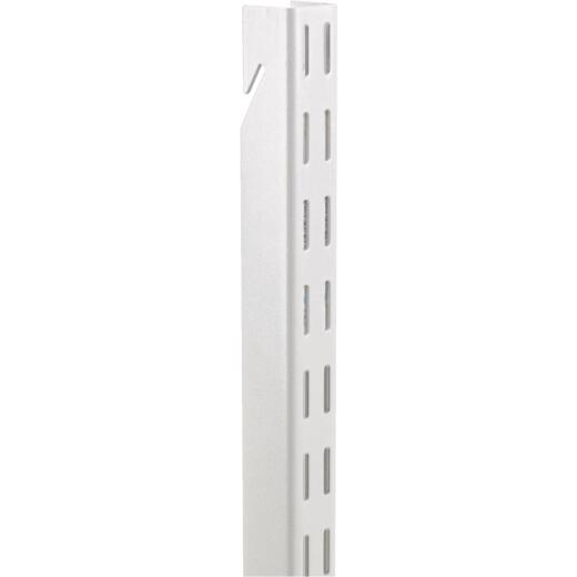 FreedomRail 78 In. White Hanging Upright