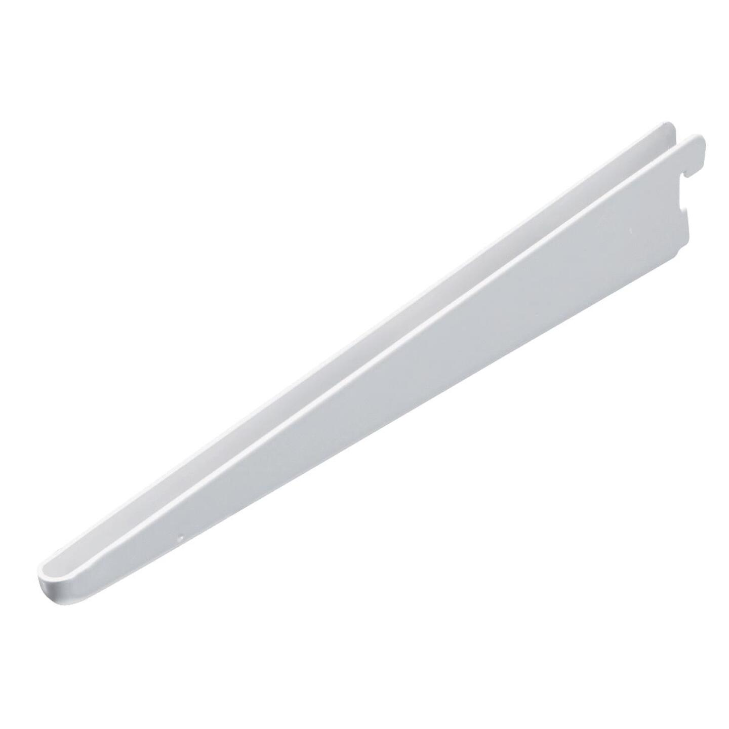 FreedomRail 12-1/2 In. Rod Clip Accessible Shelving Bracket Image 1