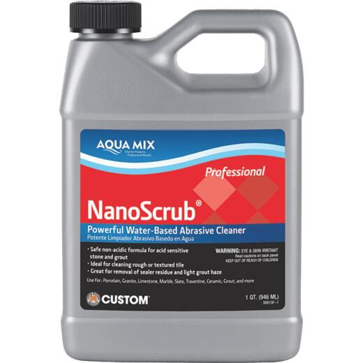 NanoScrub 1 Qt. Stone, Tile, & Grout Cleaner
