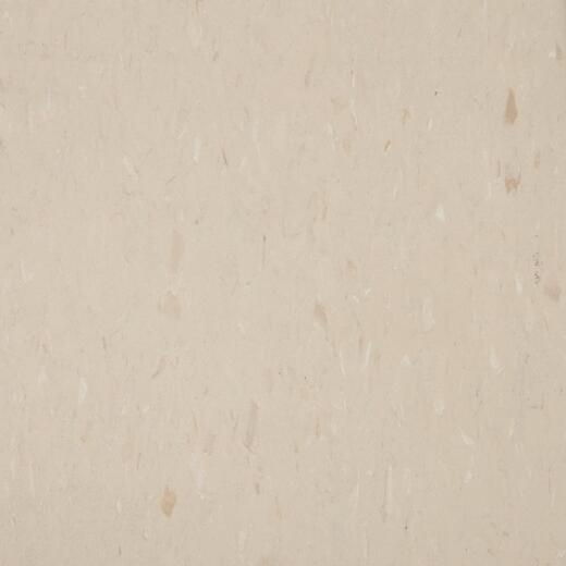 Congoleum Alternatives Butter 12 In. x 12 In. VCT Vinyl Floor Tile (45 Sq. Ft./Box)