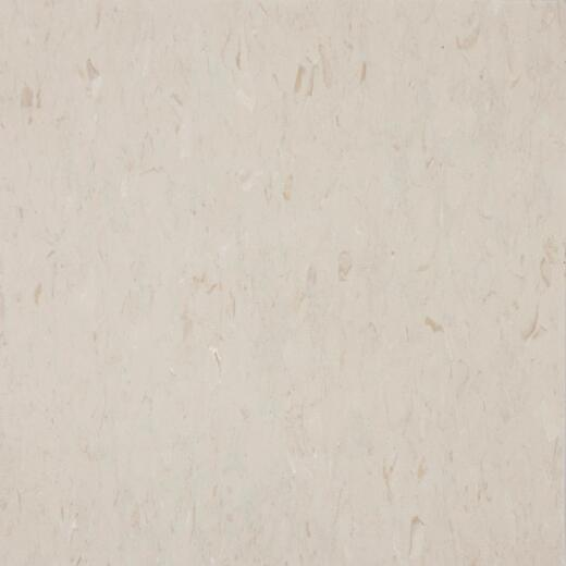 Congoleum Alternatives White Sand 12 In. x 12 In. VCT Vinyl Floor Tile (45 Sq. Ft./Box)