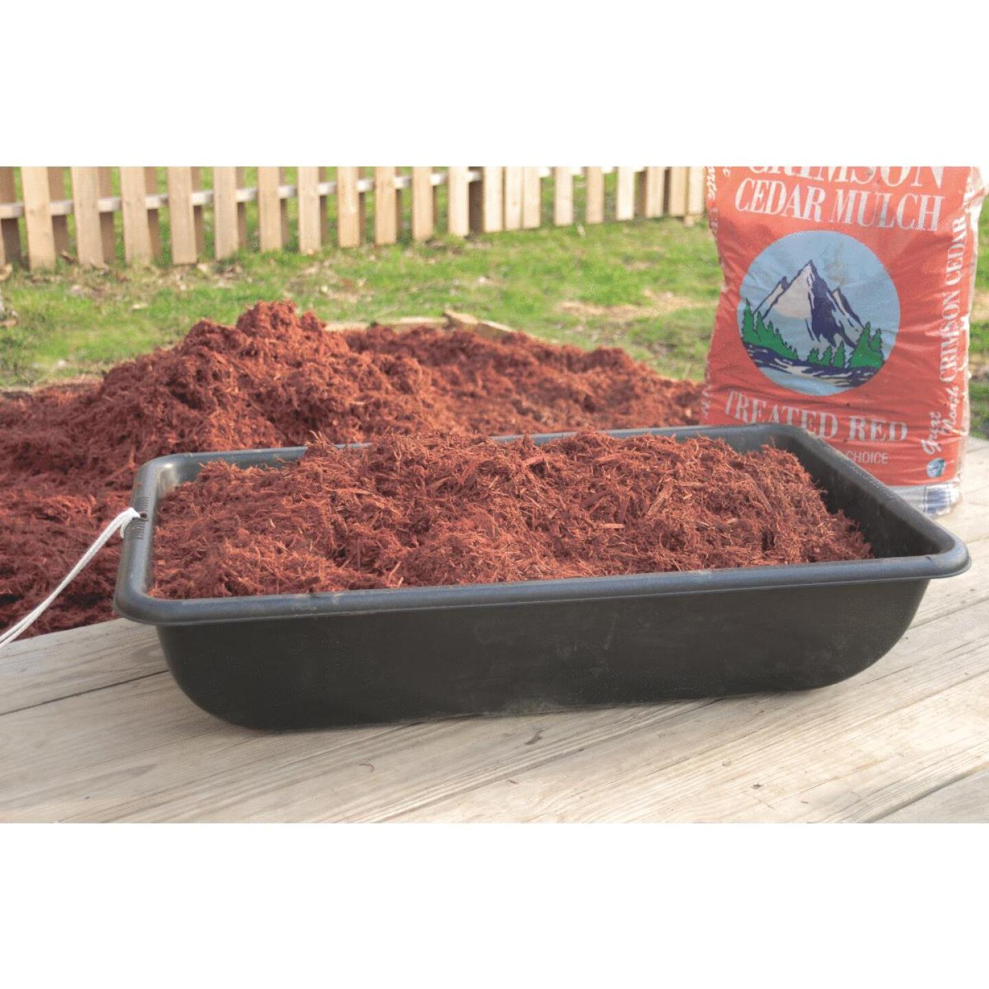 Heavy-Duty Large 37.6 In. Concrete Mixing Tub Image 16