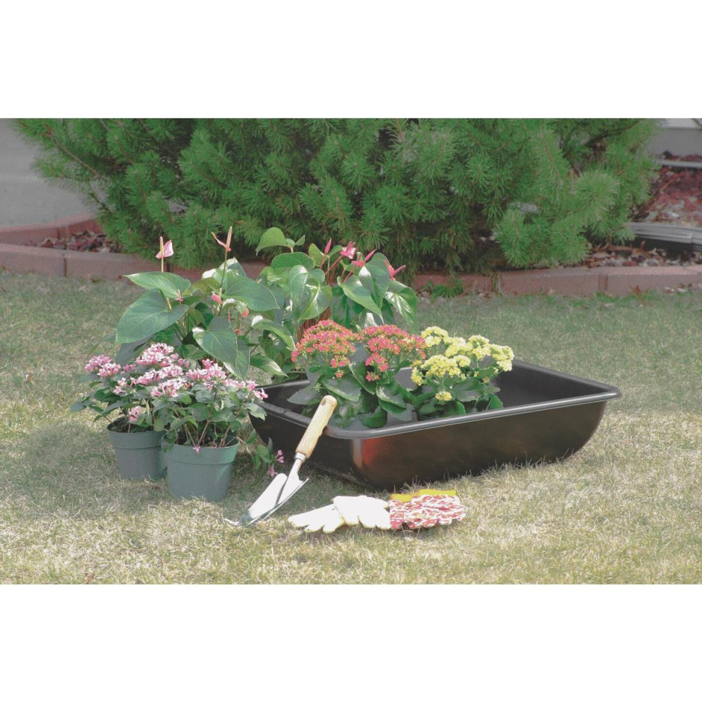 Heavy-Duty Large 37.6 In. Concrete Mixing Tub Image 20
