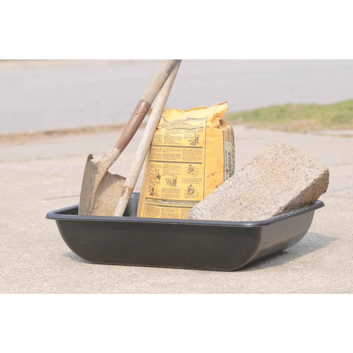 Heavy-Duty Large 37.6 In. Concrete Mixing Tub Image 21