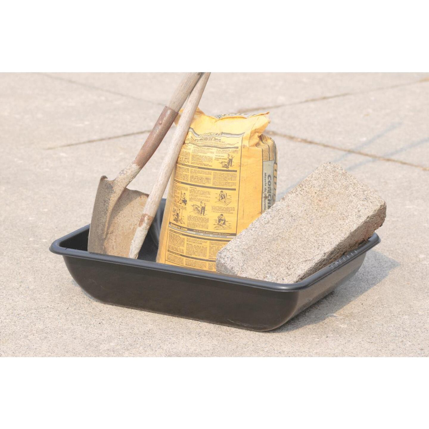 Heavy-Duty Large 37.6 In. Concrete Mixing Tub Image 22