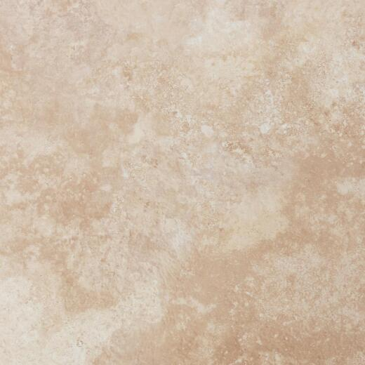 Mohawk Ovations Mocha 14 In. Square DuraCeramic Floor Tile