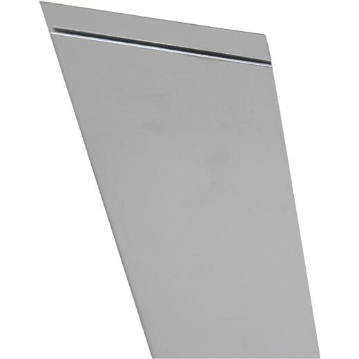 K&S 4 In. x 10 In. x .032 In. Aluminum Sheet Stock