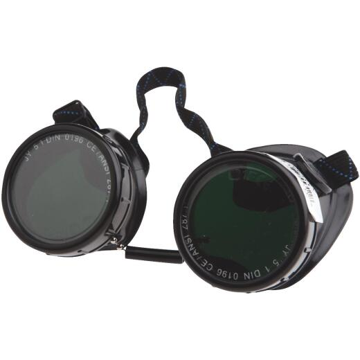 Forney Clear/Shaded Brazing & Welding Goggles