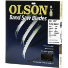 Olson 70-1/2 In. x 1/4 In. 6 TPI Skip Flex Back Band Saw Blade Image 1