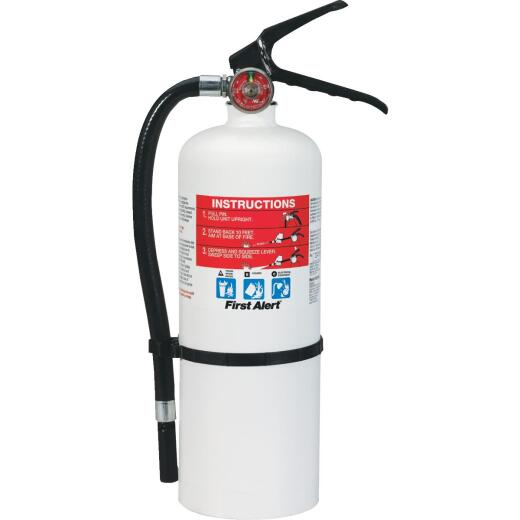 First Alert 2-A:10-B:C Rechargeable Heavy-Duty Home Fire Extinguisher