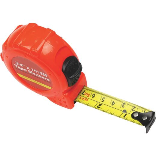 Do it 5m/16 Ft. Metric/SAE Power Tape Measure