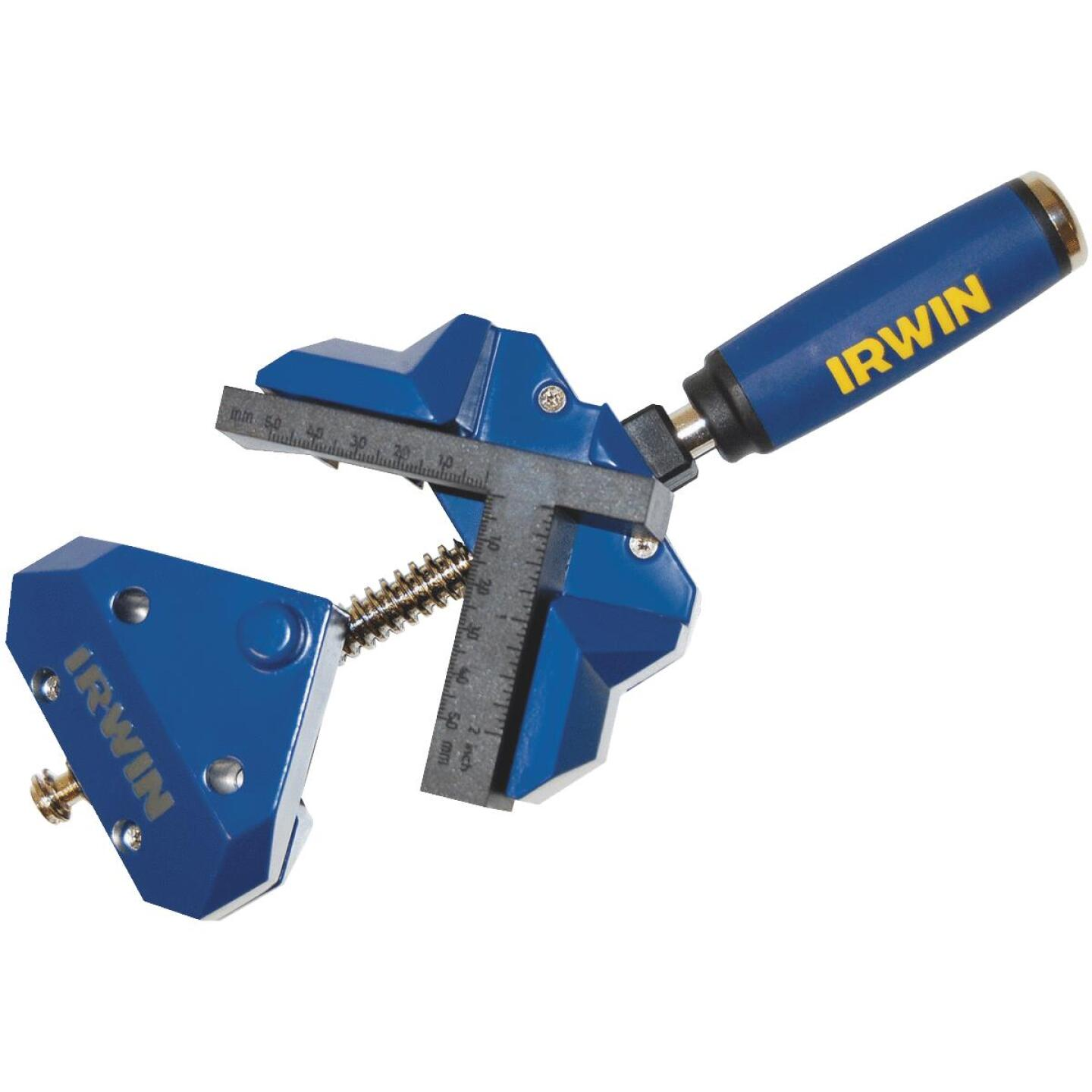 Irwin 3 In. 90 Degree Angle Clamp Image 1