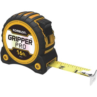 Komelon Gripper Pro 16 Ft. Tape Measure
