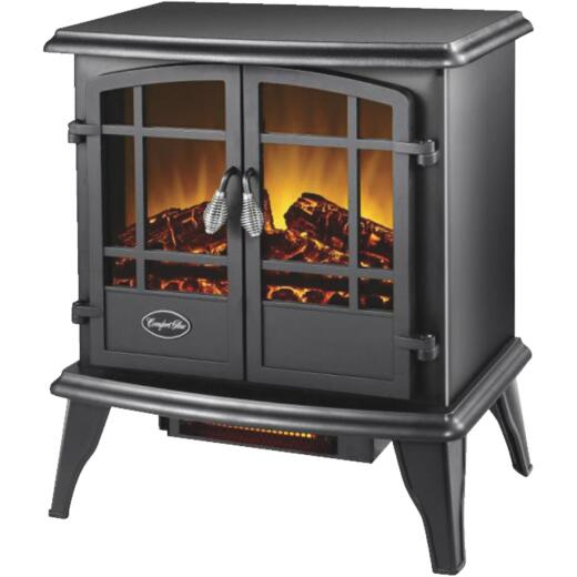 Comfort Glow Keystone Infared Quartz Electric Stove