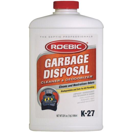 Roebic 32 Oz. Garbage Disposer Cleaner
