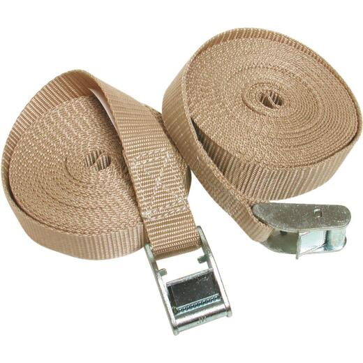 Dial EZ-Strap 1 In. W x 15 Ft. L Evaporative Cooler Cover Tie Down