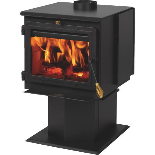 Summers Heat SmartStove 2,000 Sq. Ft. Wood Stove