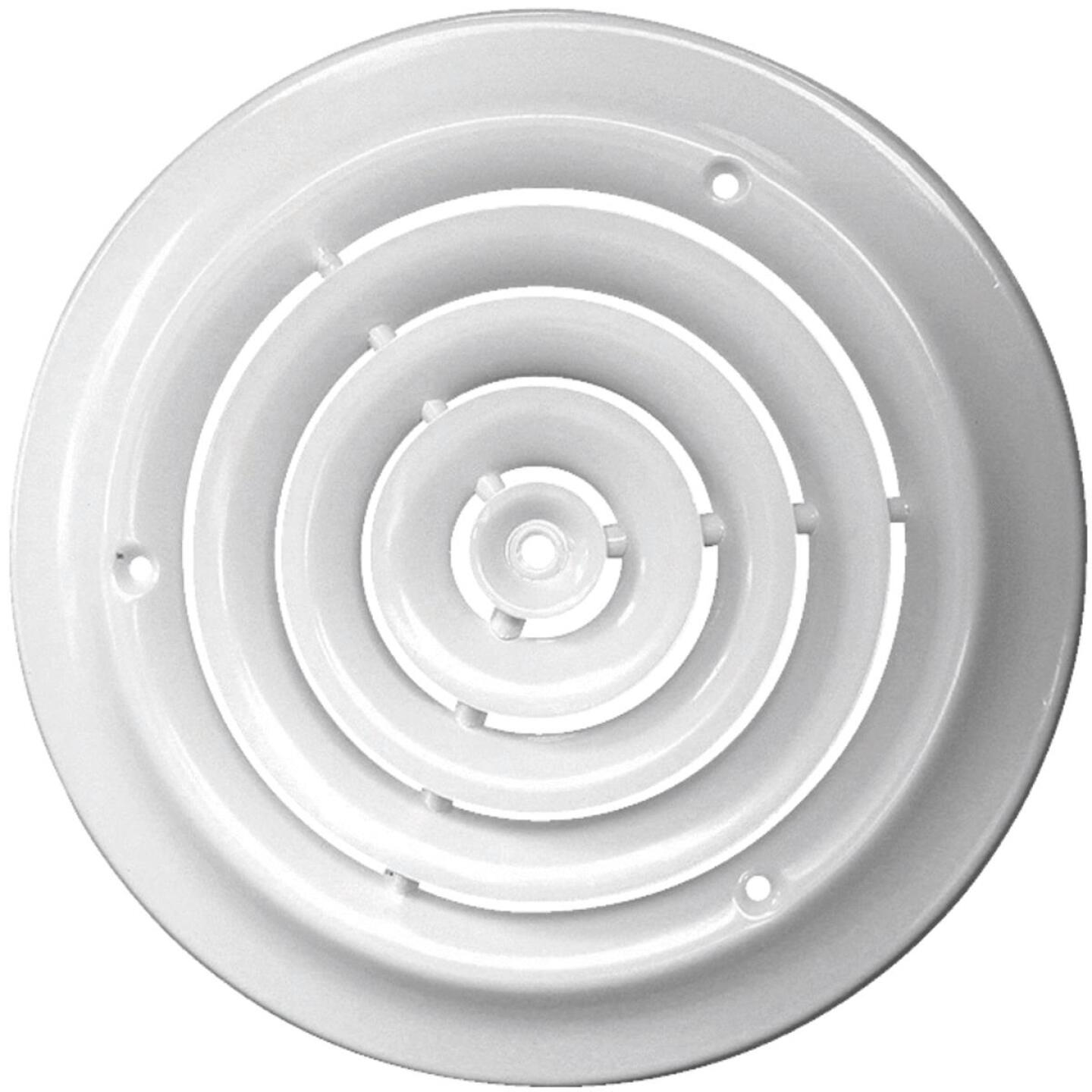 Accord 8 In. Round Ceiling Diffuser Image 1