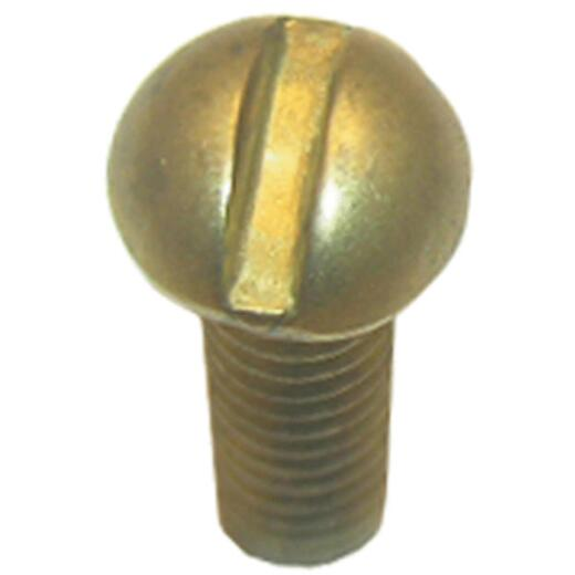 Lasco Round Head 1/2 In. #8 Faucet Screw