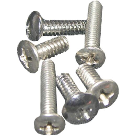 Lasco Faucet Screw Assortment (6-Pack)