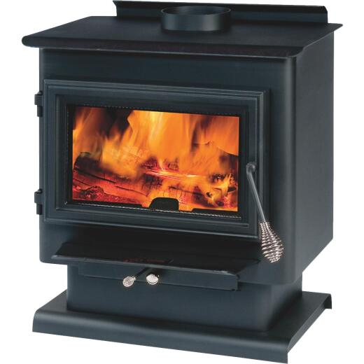 Summers Heat 1,800 Sq. Ft. Wood Stove