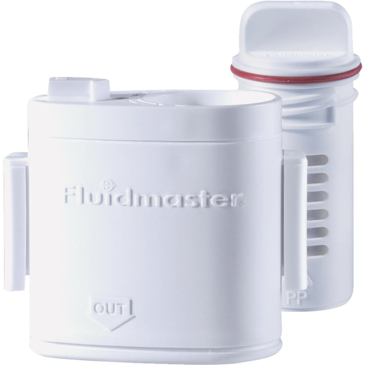 Fluidmaster Flush 'n Sparkle Automatic Toilet Bowl Cleaning System with Bleach Image 1