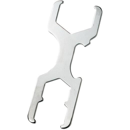 Do it Steel Cadmium-Plated Plumber's Wrench