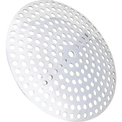 Do it 3-1/8 In. Chrome-Plated Steel Kitchen Sink Drain Strainer