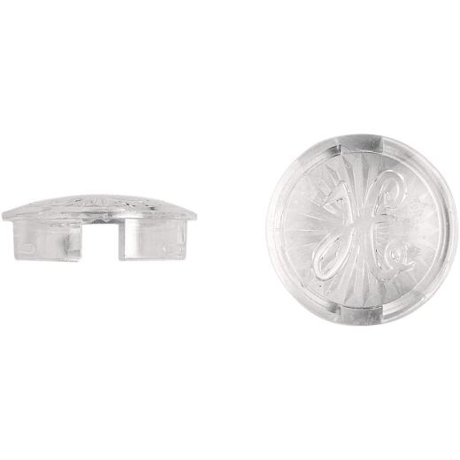 Danco Snap-In Hot Clear Handle Button