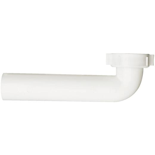Do it 1-1/2 In. x 15 In. White Plastic Waste Arm