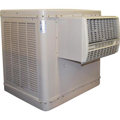 Essick 4000 CFM Front Discharge Window Evaporative Cooler, 600-1100 Sq. Ft.
