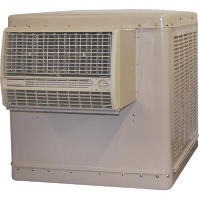 Essick 4200 CFM Front Discharge Window Evaporative Cooler, 700-1400 Sq. Ft.