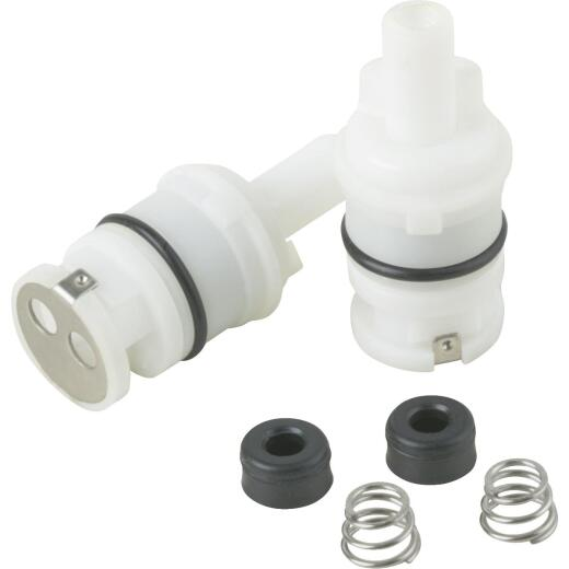 Home Impressions Home Impressions, Washerless Plastic, Rubber, Metal Faucet Repair Kit