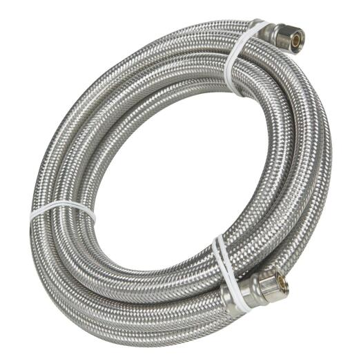 B&K 1/4 In. x 6 Ft. Ice Maker Connector Hose