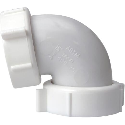 Do it 1-1/2 In. Plastic Threaded Outlet Elbow