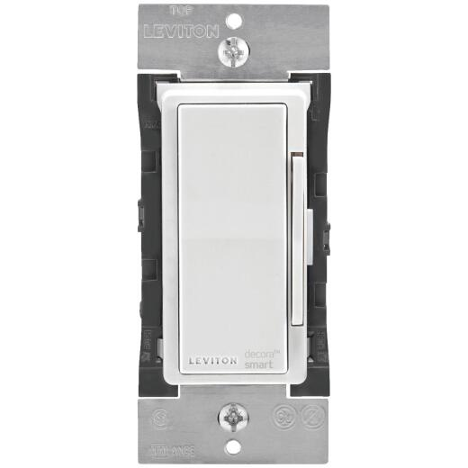 Leviton Decora Smart 600W 120V Rocker Dimmer Switch with HomeKit Technology