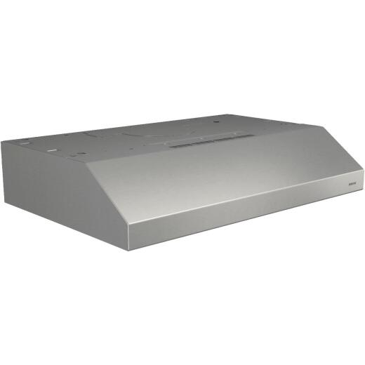 Broan Glacier 30 In. Convertible Stainless Steel Range Hood