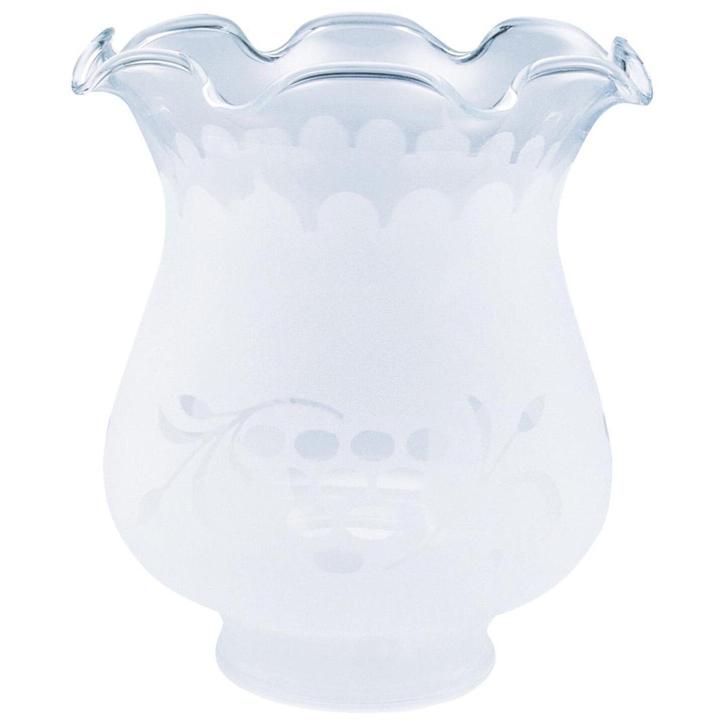 Westinghouse 5 In. Frosted Glass Shade Image 1