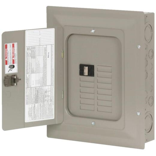 Eaton CH 100A 14-Space 28-Circuit Indoor Plug-On Neutral Load Center