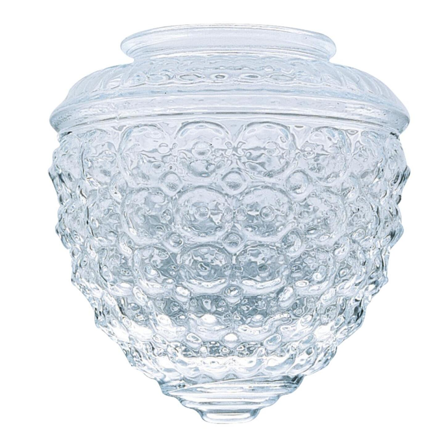 Westinghouse 5-3/4 In. Clear Glass Shade Image 1