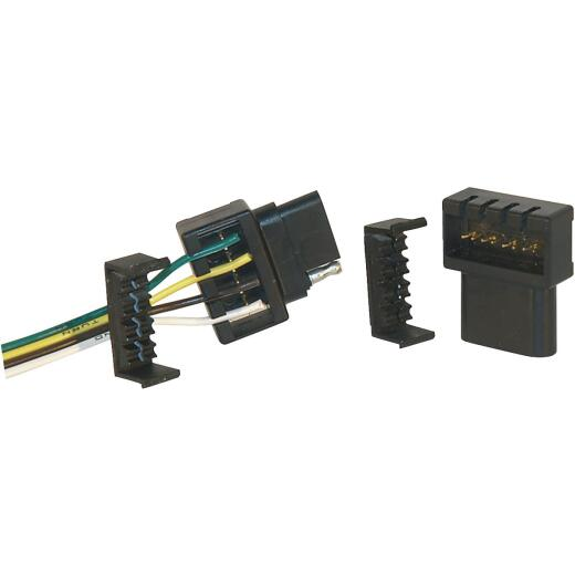 Reese Towpower 4-Flat Professional Vehicle/Trailer Connector Set