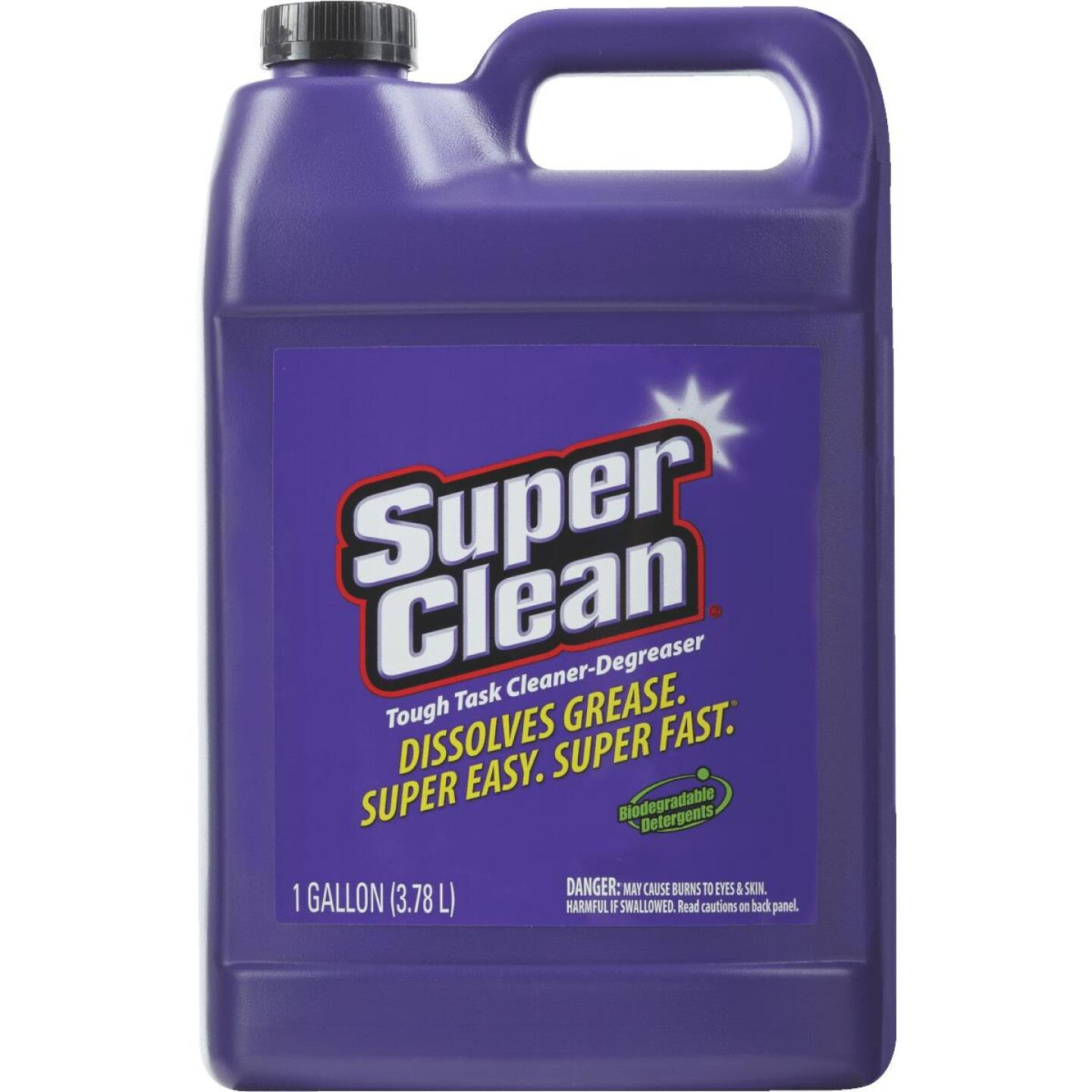 SuperClean 1 Gallon Liquid Cleaner & Degreaser Image 1